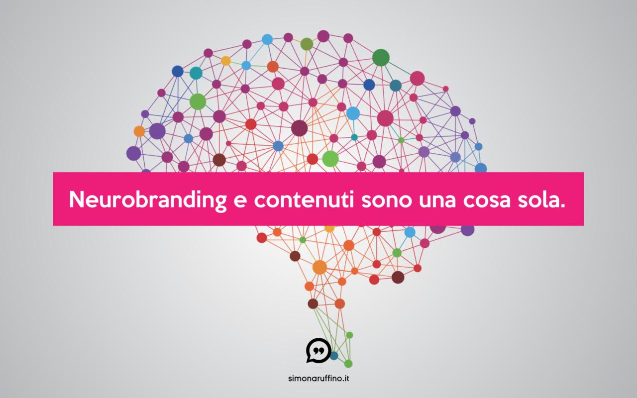 Neurobranding e neuromarketing Simona Ruffino