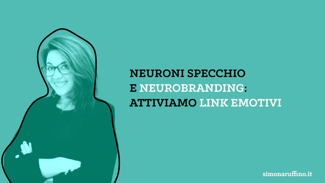 Neurobranding Simona Ruffino