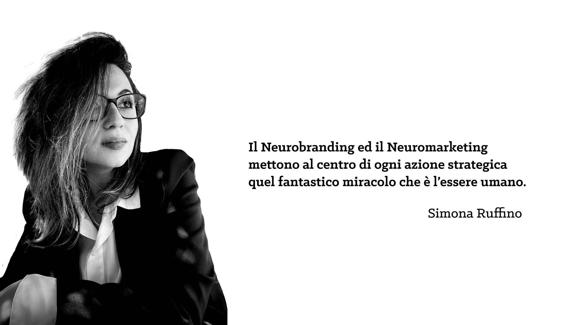 Simona Ruffino neurobranding e neuromarketing